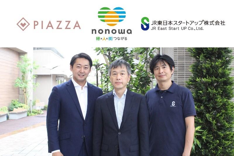 JR中央線で初展開!JR東日本グループと地域SNS「PIAZZA」が 連携し中央線沿線のコミュニティ形成に取り組みます